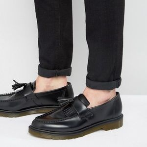 Dr. Martens Shoes - Dr Martens Made In England Loafers Adrian Tassel 7